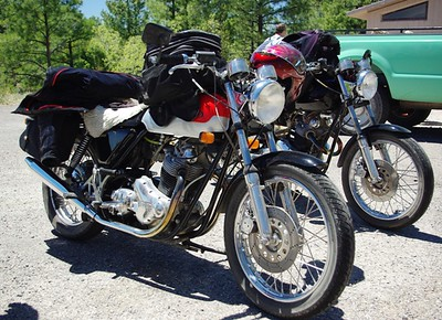 2009 Norton FLOG (Feather-Lastic Owners Group)