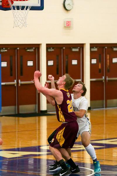 Trinity Bible College Basketball, 2020