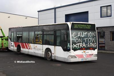 Portlaoise (Bus), 05-04-2016