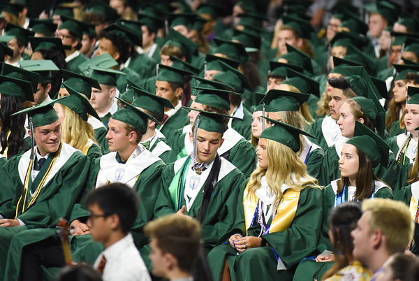 Norman North Graduation 2018-19