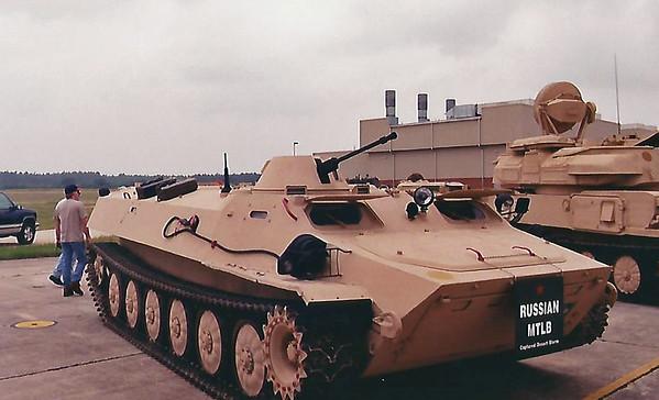 OPFOR Equipment/Vehicles