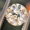 1.10ct Old European Cut Diamond GIA L SI1 10