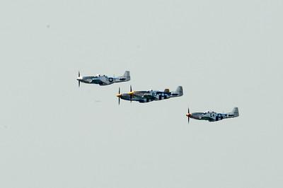 Arsenal of Democracy Flyover -- 05/08/2015