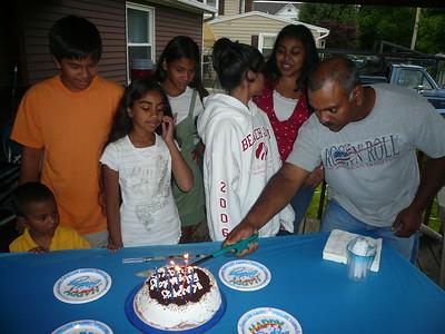 Diaya's 10th Birthday Party