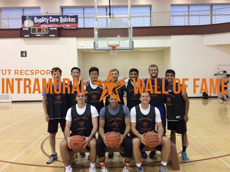 Spring 2017 Basketball Orange B Champ_Texas Glazeners