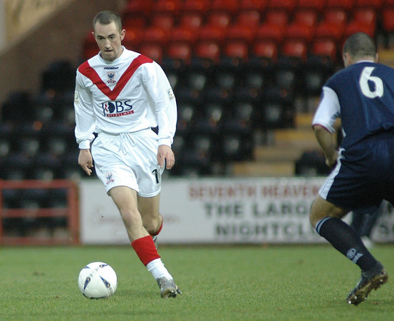 Airdrie v Ross County (2.1) 15 1 05