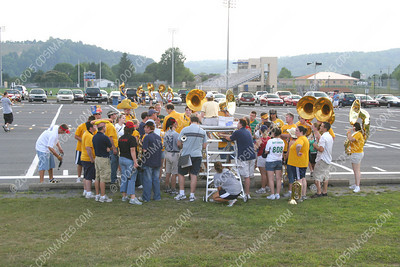 Band Camp - August 14, 2005