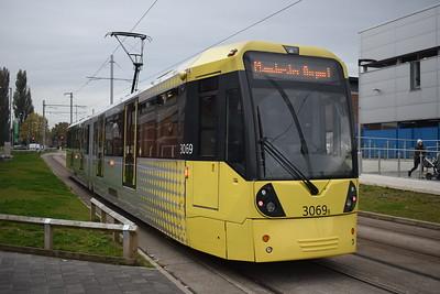 Trams & Metros in the UK