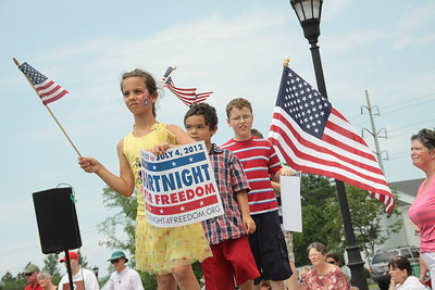 Fortnight for Freedom Rally 2012