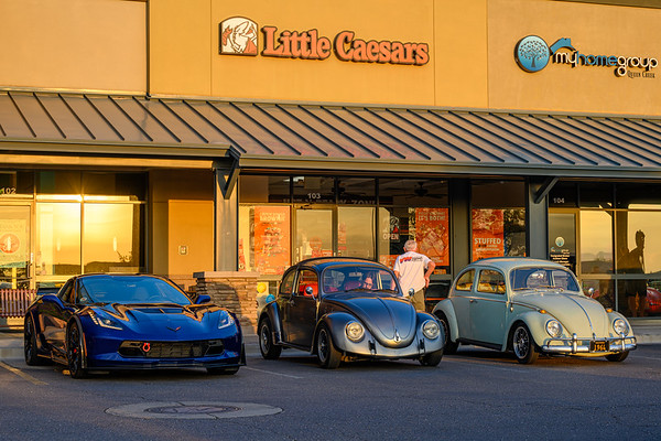 2021 August 28 - Queen Creek and Lawrence Morosport Cars and Coffee