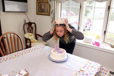18 January 2014 - Katie's 13th Birthday