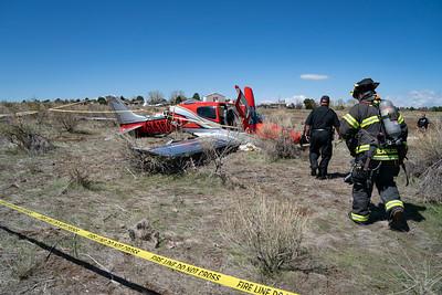 Cherry Creek Midair Collision and Crash