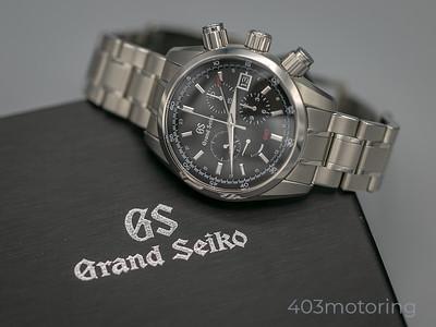 Grand Seiko SBGC203 Spring Drive