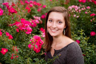 Claire - Senior 2013