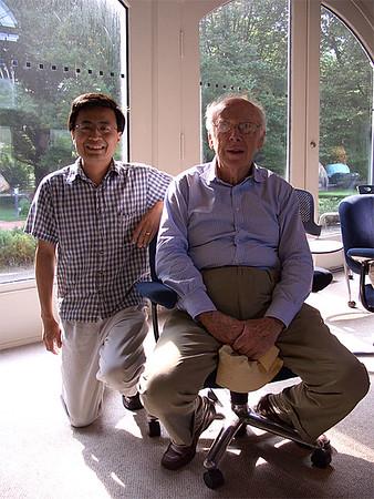 Josh Huang & Jim Watson