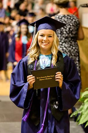 JCHS Graduation 2016