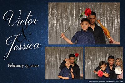 Jessica & Victor