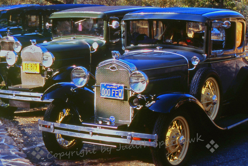 Model A Line Up