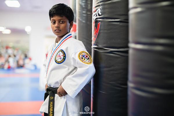 I am a Black Belt - Dharshan Haribabu