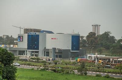 Cameroon Buildings