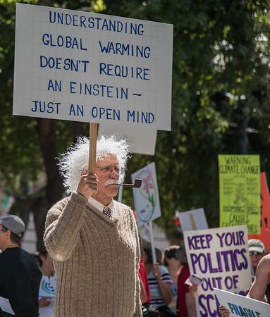 20170429: People's Climate March, San Jose