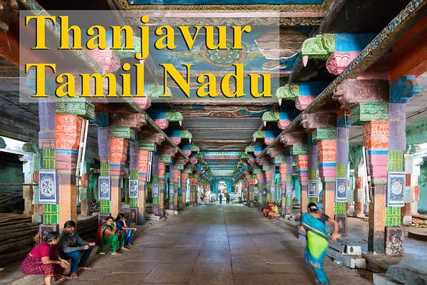 India, TN, Thanjavur