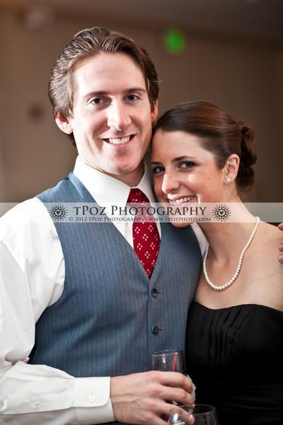 Reception - Megan+Scott