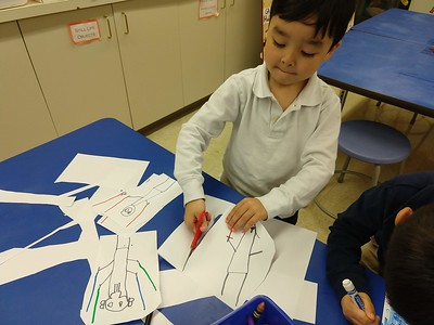 Kindergarten Maker Time
