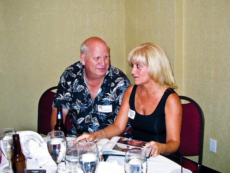 Catfish Dale Bernard (GCM1972), Michele Murphy