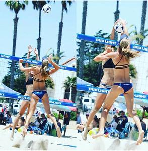 SoCal Beach Volleyball  (Summer 2016)