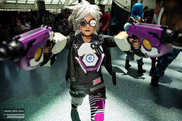 Anime Expo 2016 Cosplay Day 2