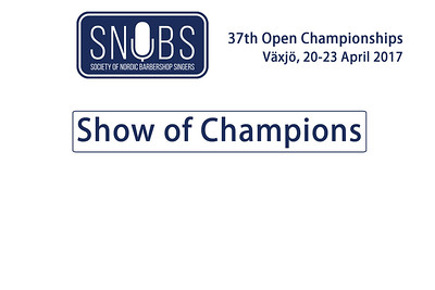 2017-0422 SNOBS - Show of Champions