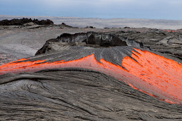 Molten Lava Videos Hawaii - HD