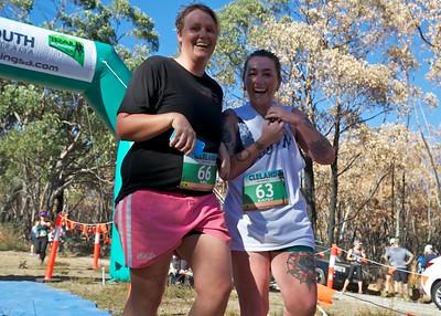 6Km Run. Start / Finish area photos.