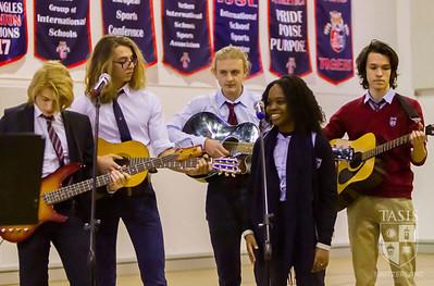 TASIS High School Music Assembly