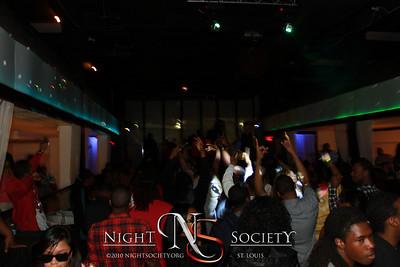 Finally Fridays at The Venue 04-01-11