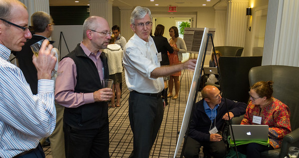 2014 Annual Meeting: Day 1 - Poster Sessions
