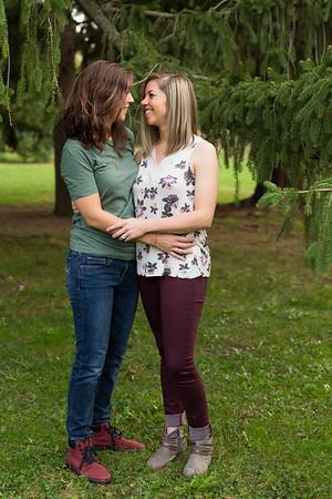 Audra & Abby