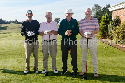 Skegness & Ingoldmells LVA Golf Day