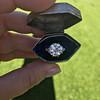 2.63ct Old European Cut Diamond Solitaire, GIA K VS2 45