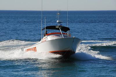 Law Enforcement Assist (Malibu SAR / LACoFD Lifeguards)