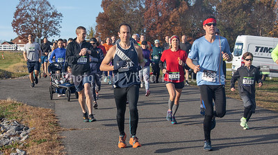 2nd Co Governors Horse Guard 5K/10K Trail Run 10-2019