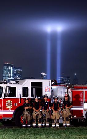 September 11, 2018 Tribute Of Light & Apparatus