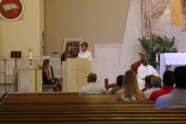 2020 St Joseph First Communion