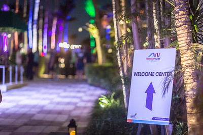2018-02-28 Welcome Reception @ Surfcomber