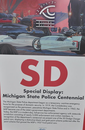 EOD 2017 Special Display Police car
