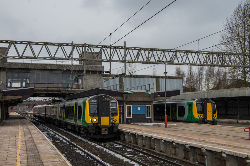 LNR 350s at Stafford