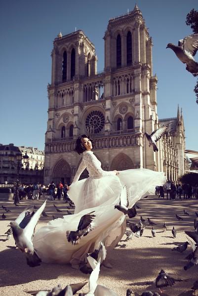 Paris巴黎-Lisa