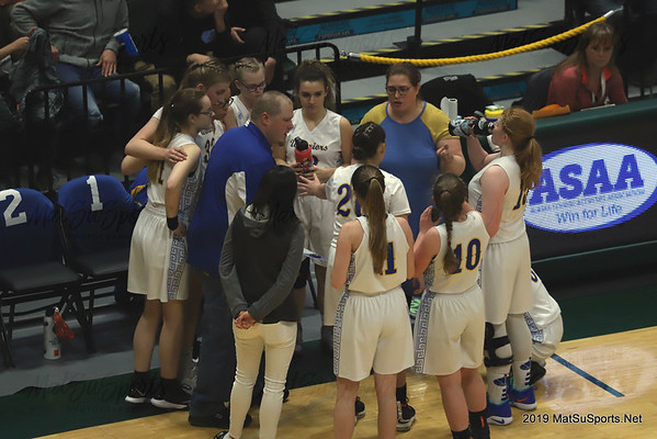State Basketball 1A-2A 3-16-2019