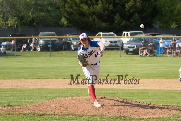 2021-5-19 WHS Baseball vs Portsmouth